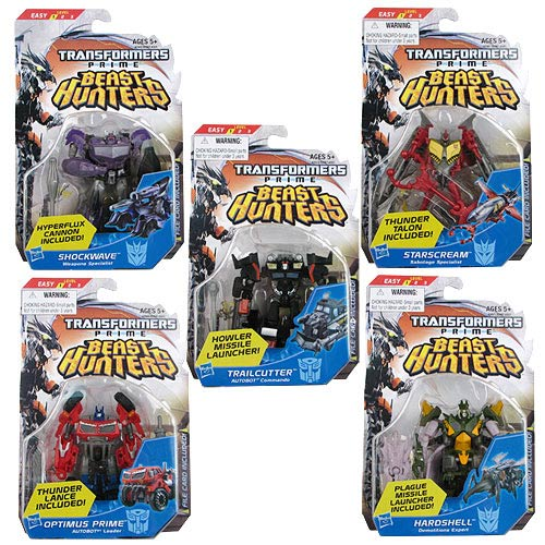 Transformers Prime Beast Hunters Cyberverse Commander Wave 3