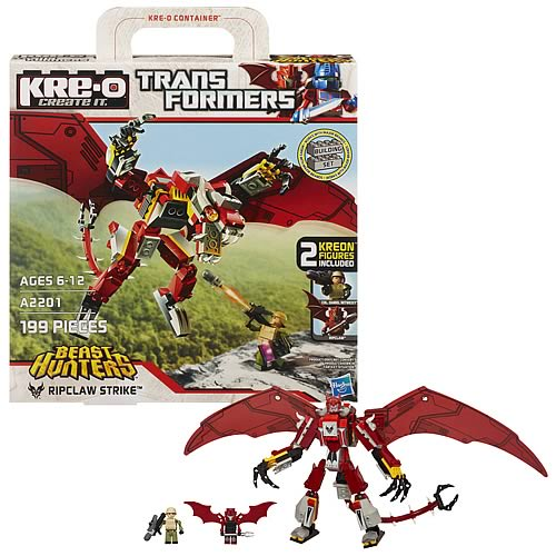 Up to 40% Off Kre-O Building Sets!