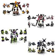 Kre-o Transformers Changer Combiners Wave 1 Set