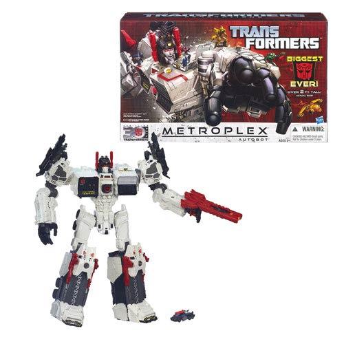 Transformers Generations Titan Metroplex