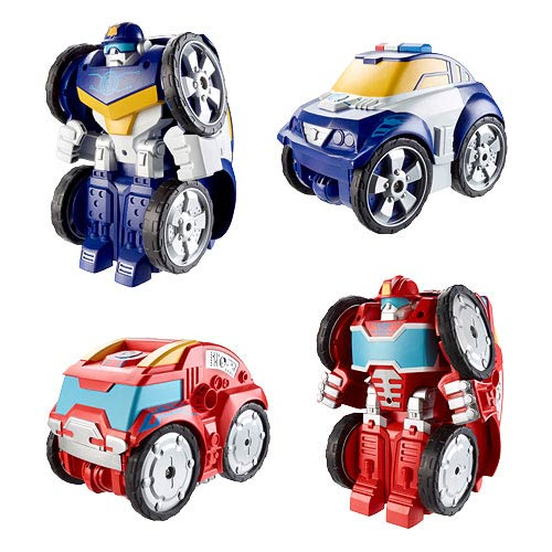 Transformers Rescue Bots Flip Changers Wave 1
