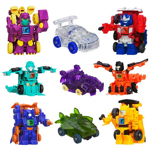Transformers Bot Shots 3-Packs 2013 Wave 2 Set