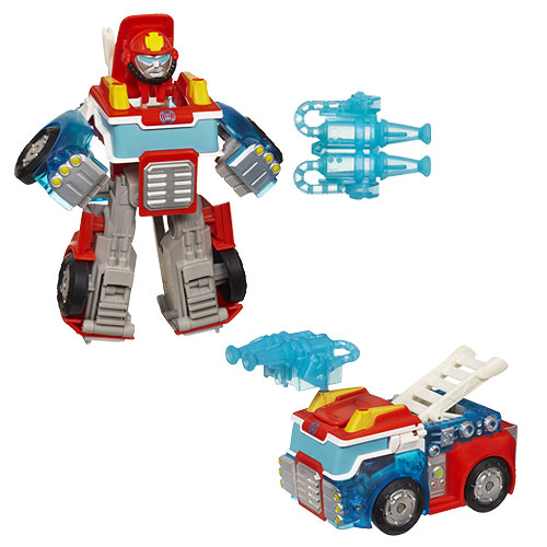 Transformers Rescue Bots Energize Heatwave the Fire-Bot