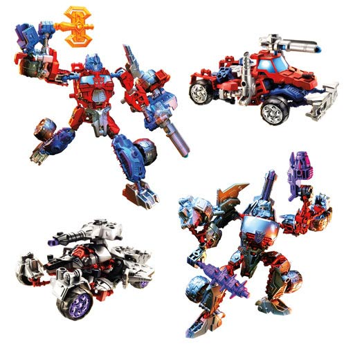 Transformers Construct-Bots Ultimate Gift Set