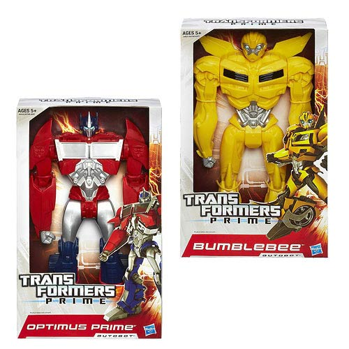 Transformers Prime 12-Inch Action Figures 1  Set