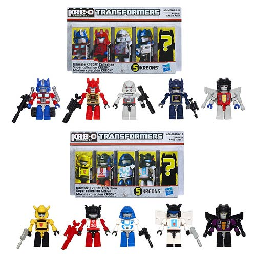 Kre-O Transformers Kreon Multi-Packs Set