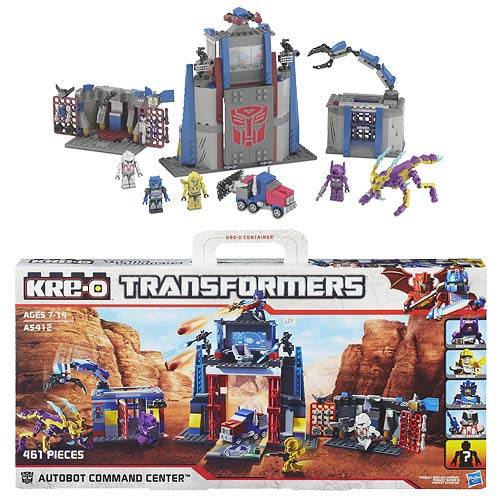 Transformers Kre-O Autobot Command Center