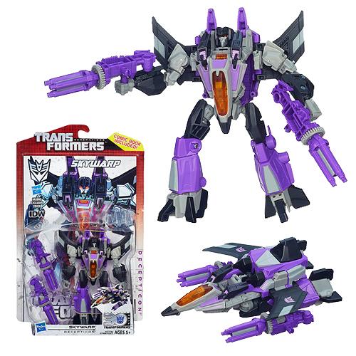 Transformers Generations Skywarp (Fall of Cybertron)