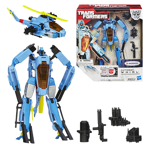 Transformers Generations Voyager Whirl