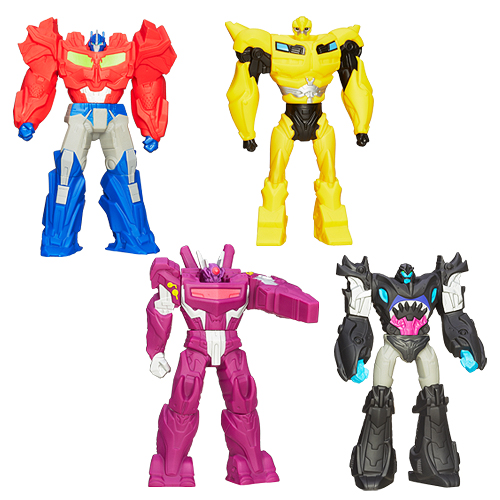 Transformers Titan Guardians Figures Wave 1
