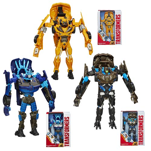 Transformers Age of Extinction Flip N Change Wave 3