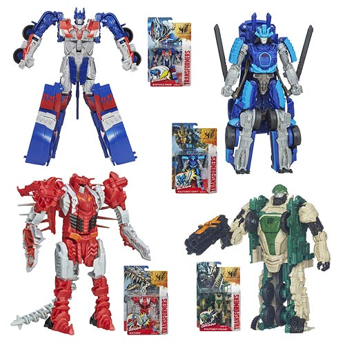 Transformers Age of Extinction Power Battlers Wave 2