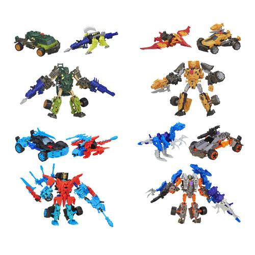 Transformers Age Extinction Asst. 2 Construct Bots Wave 3R1