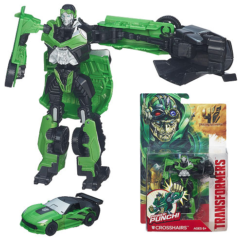 Transformers Age of Extinction Power Battler Crosshairs