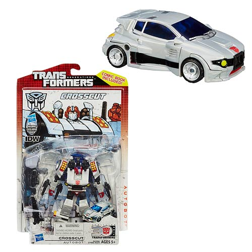 Transformers Generations Deluxe Crosscut