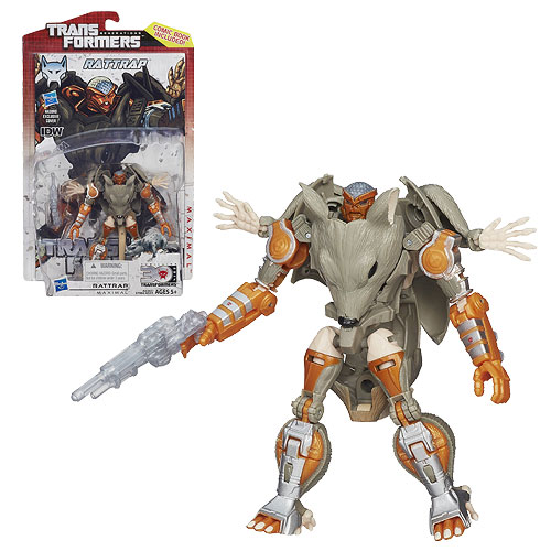 Transformers Generations Deluxe Rattrap