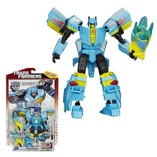 Transformers Generations Deluxe Nightbeat