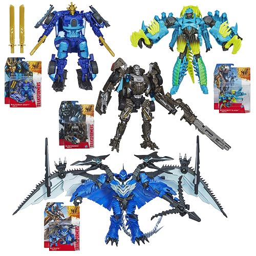 Transformers Age of Extinction Generations Deluxe Wave 2