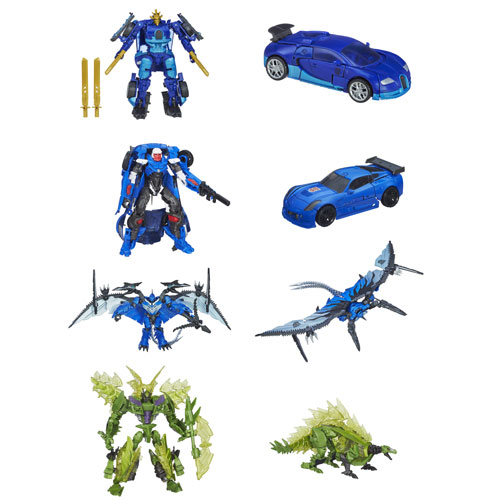 Transformers Age of Extinction Generations Deluxe Wave 3R2
