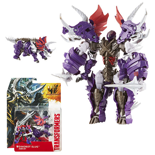 Transformers Age of Extinction Generations Dinobot Slug