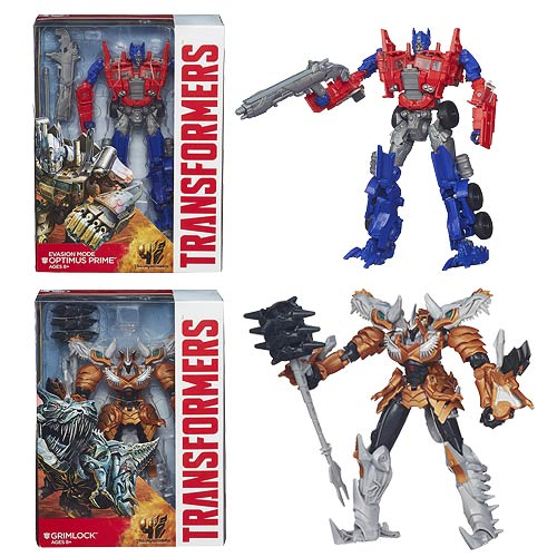 Transformers Age of Extinction Generations Voyager Wave 1