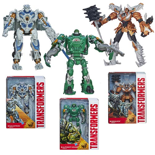 Transformers Age of Extinction Generations Voyager Wave 2