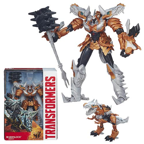 Transformers Age of Extinction Generations Voyager Grimlock