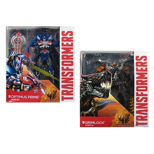 Transformers Age of Extinction Generations Leader Wave 1