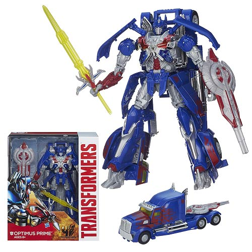 Transformers Age of Extinction Leader Optimus Prime