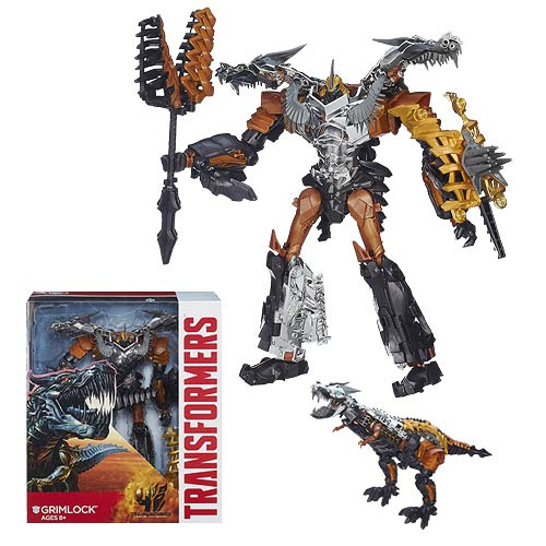 Transformers Age of Extinction Leader Grimlock