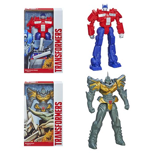 Transformers Age of Extinction Titan Guardians Case