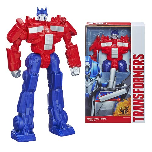 Transformers Age of Extinction Titan Guardians Optimus Prime