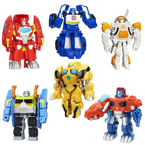 Playskool heroes transformers rescue bots energize toys