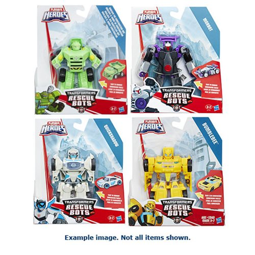 Transformers Rescue Bots Rescan Figures Wave 14
