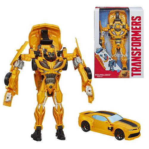 Transformers Age of Extinction Flip N Change Bumblebee