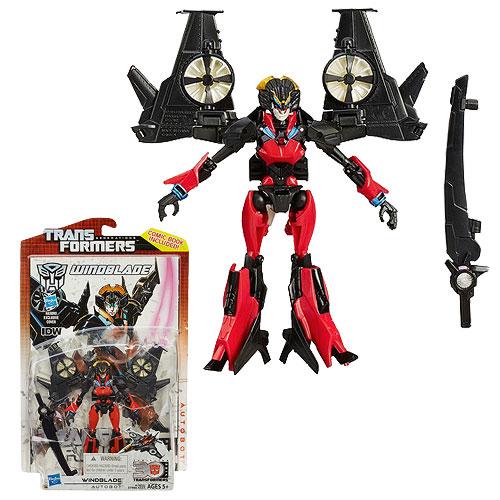 Transformers Generations Deluxe Windblade