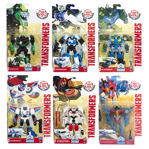 Transformers Robots in Disguise Warriors Wave 10