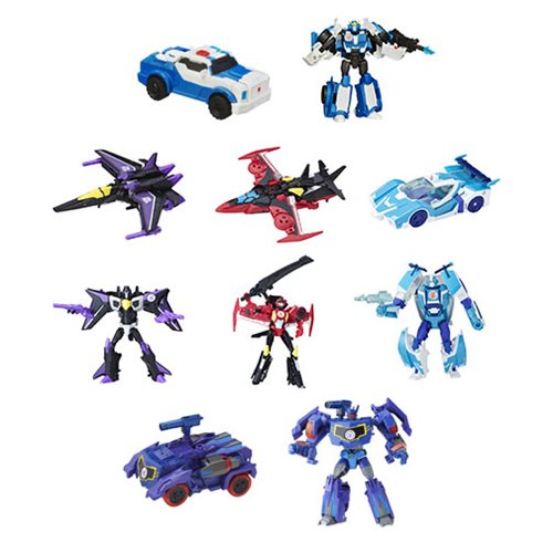 Transformers Robots in Disguise Warriors Wave 11 Revision 1