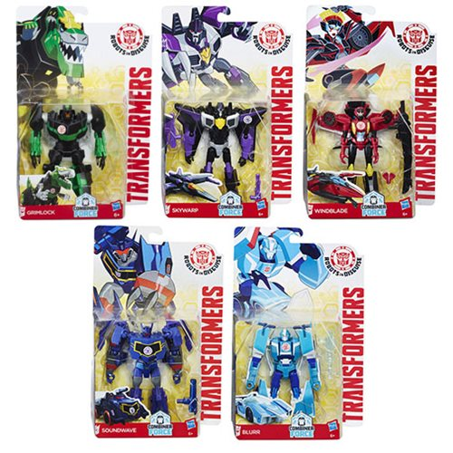 Transformers Robots in Disguise Warriors Wave 11