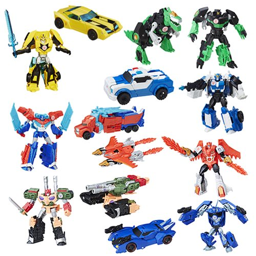 Transformers Robots in Disguise Warriors Wave 13