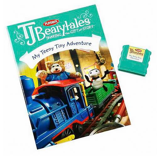 T.J. Bearytales My Teeny Tiny Adventure Story Pack