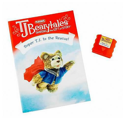 T.J. Bearytales Super T.J. to the Rescue Story Pack