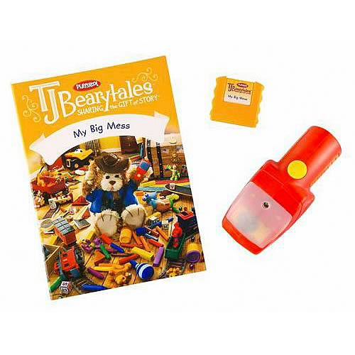 T.J. Bearytales My Big Mess Story Pack