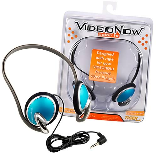 VideoNow Headphones