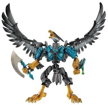 Xevoz Storm Wing - Meta Beast