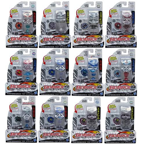 Beyblade Metal Fusion Tops Wave 14
