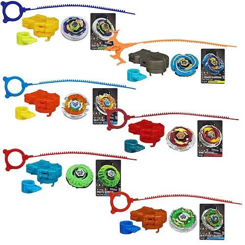 Beyblade Metal Fusion Tops Wave 22