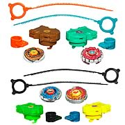 Beyblade Metal Fusion Faceoff Tops Wave 7 Set