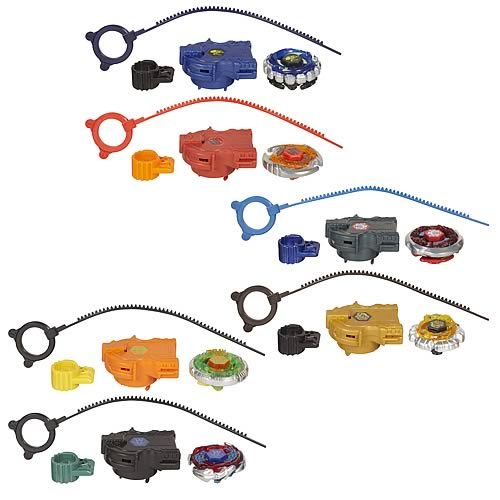Beyblade Metal Fusion Faceoff Tops Wave 11