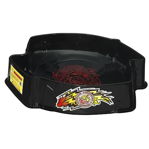 beyblade metal fusion lightning force beystadium hasbro beyblade tops at entertainment earth. Black Bedroom Furniture Sets. Home Design Ideas